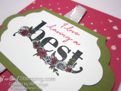 Happy wishes best embossed - kim vogel 3