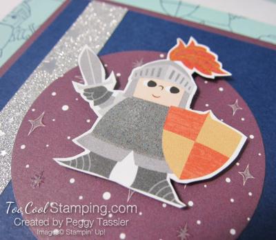 Myths and magic knight - pumpkin knight
