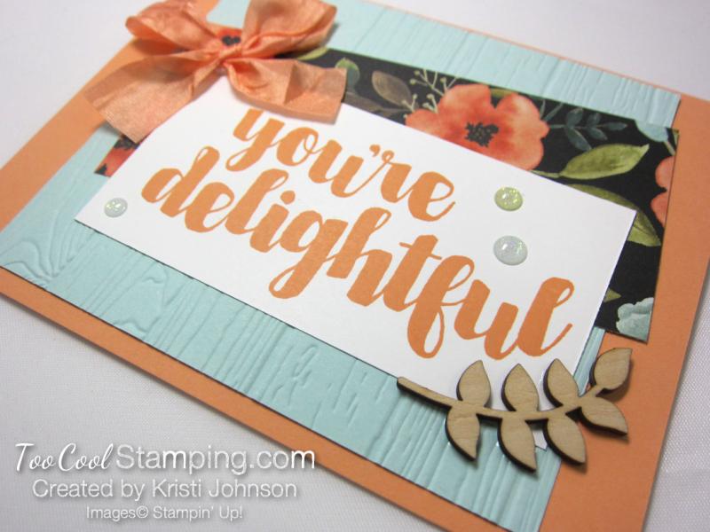 Whole lotta lovely youre delightful 2 - kristi johnson