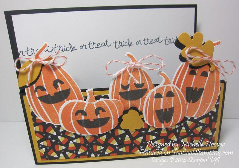 Michelle - fall fest pumpkin half card copy