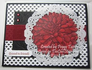 Peggy - dahlias black red copy