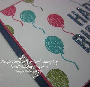 Birthday surprise - balloons 3