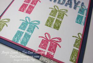 Birthday surprise - presents 3