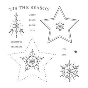 Many merry stars 138105G