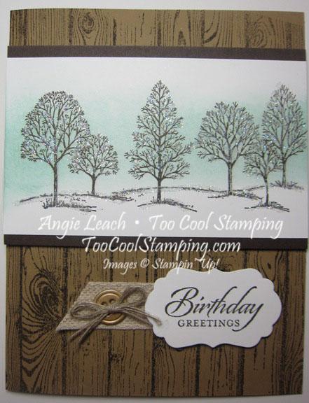 Lovely tree winter - bbs