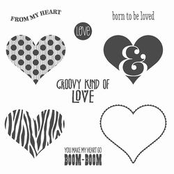 Groovy love 134243G