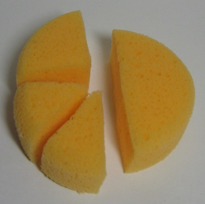Sponges quarters