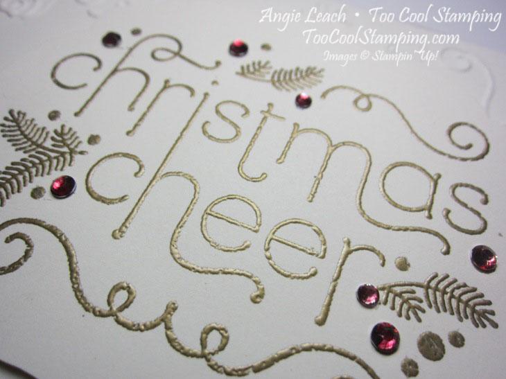 Cheerful christmas - cherry 3