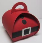 Peggy - santa curvy keepsakes box