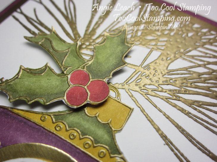 Christmas bauble - razzleberry 3