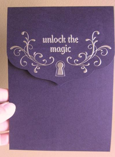 Magic invitation 1