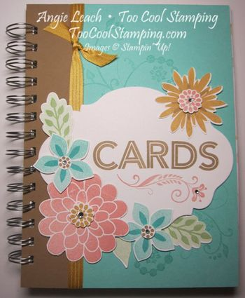 Card organizer - too cool