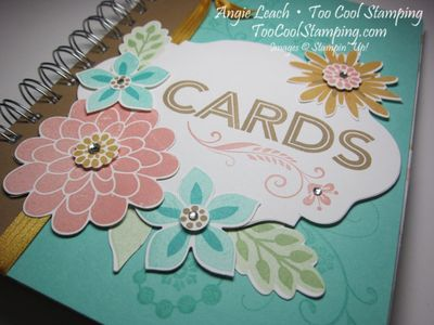 Card organizer - too cool 2