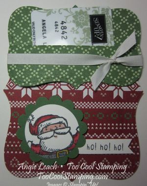 Trim the tree top note gc holder 1