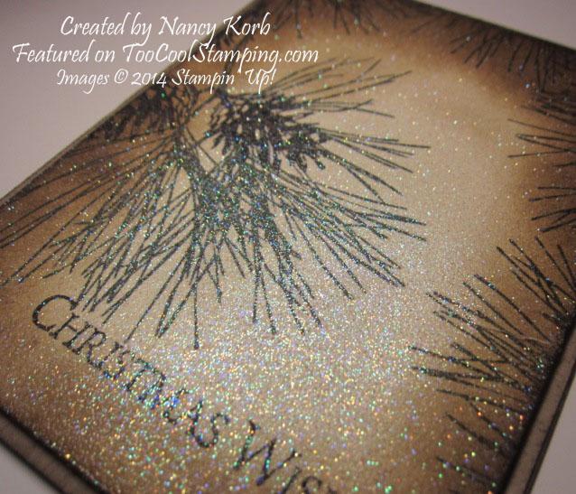 Nancy - ornamental pine glitter 2 copy