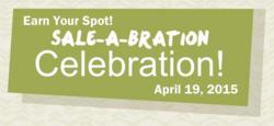 SAB Celebration - Earn Your Spot