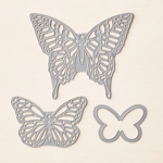 Butterfly thinlits 137360G