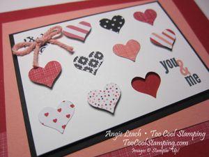 You & me mini hearts - h4