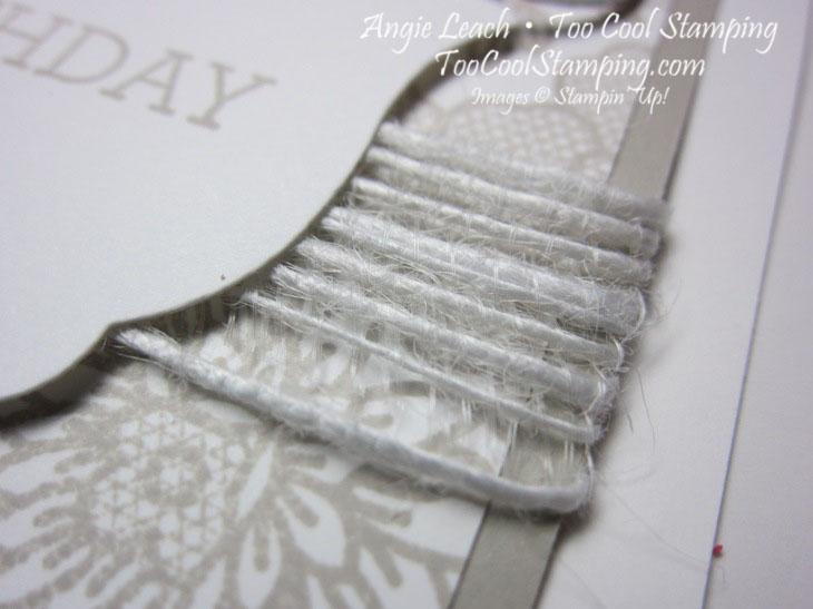 Something lacy & happy - v3