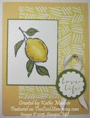 Kathe - a happy thing lemon copy