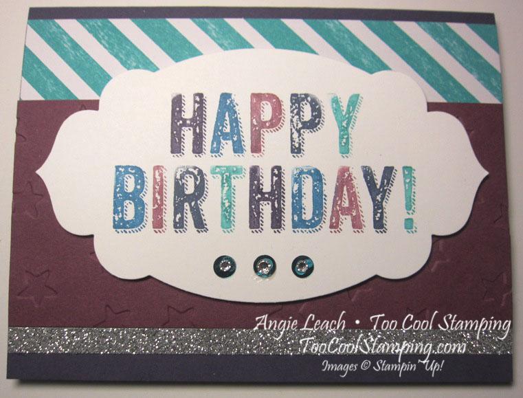 Birthday surprise - third
