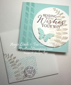 Sending wishes notes - one cool3