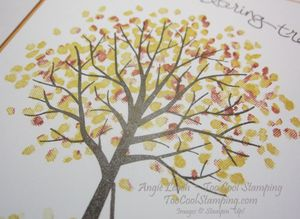 Sheltering tree autumn - one tree 4