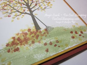 Sheltering tree autumn - one tree 2
