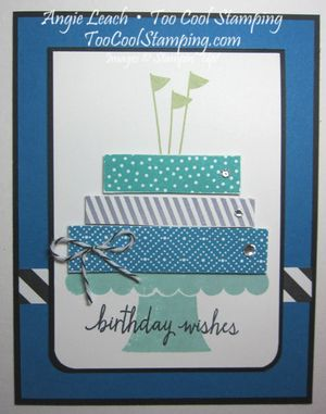 Build a birthday masculine - pacific