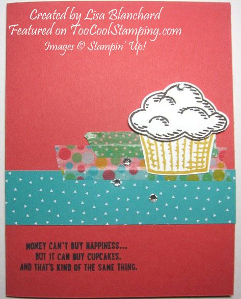 Sprinkles cupcake - lisa b copy