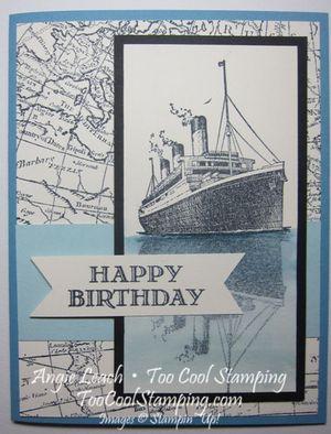 Traveler- birthday