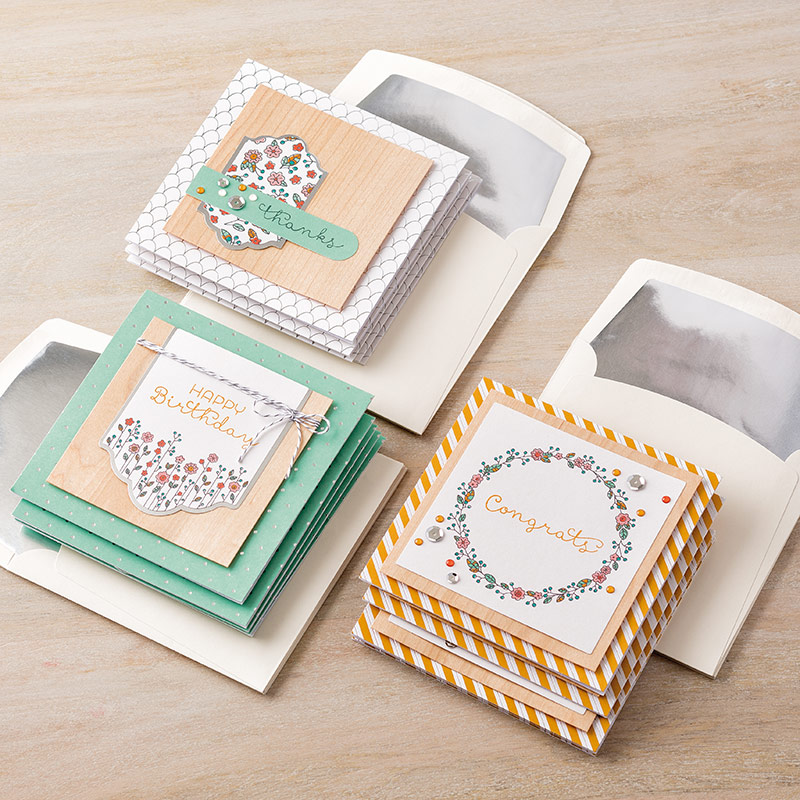Cottage greetings kit 138377G
