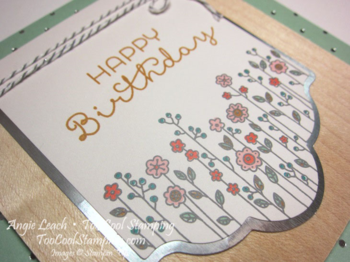 Cottage greetings - happy birthday 2
