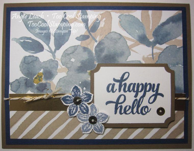 Happy english garden - hello