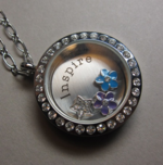Title recognition necklace - Silver Elite 2