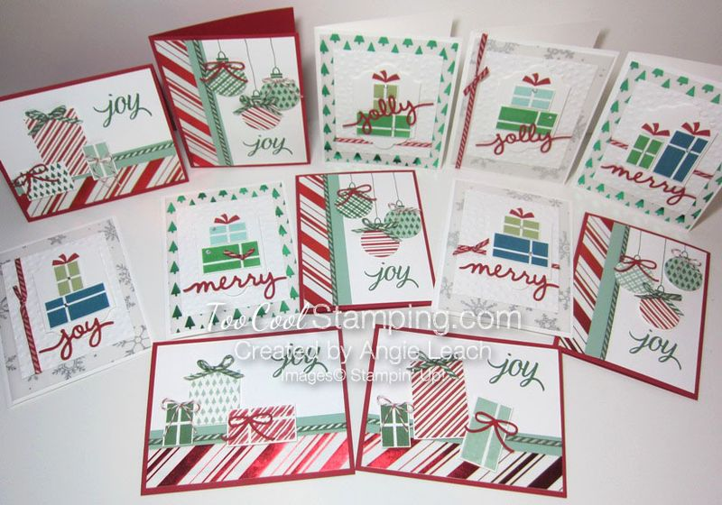 Your presents - ensemble