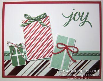 Stripes presents - dancing