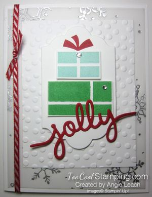Greetings presents - snow jolly 1
