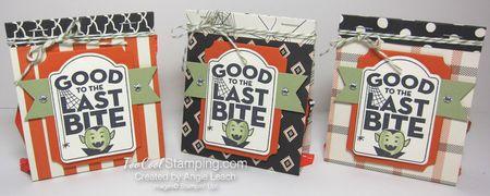 Last Bite Treat Bags - 3 cool