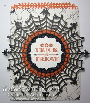 Trick or treat bags - 2