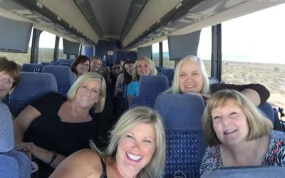 Bus from the LV airport