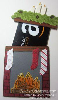 Cheryl - festive fireplace gc holder2