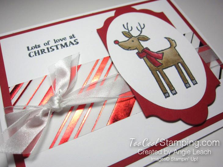 Santas Gifts - reindeer 3