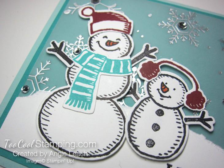 Snow place let it snow - snowmen 2