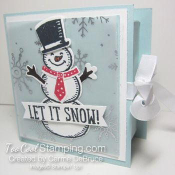 Carmen - snow place box