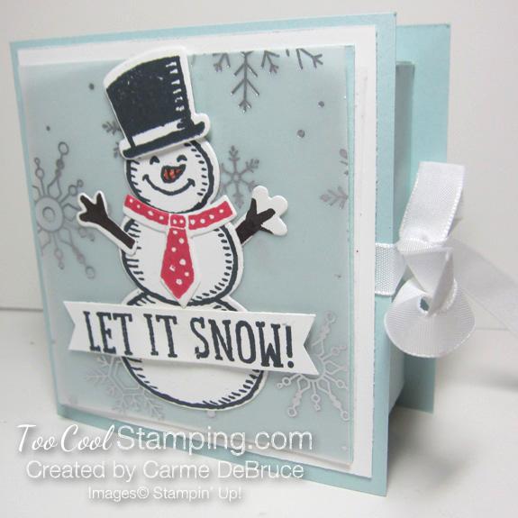 Carmen - snow place box