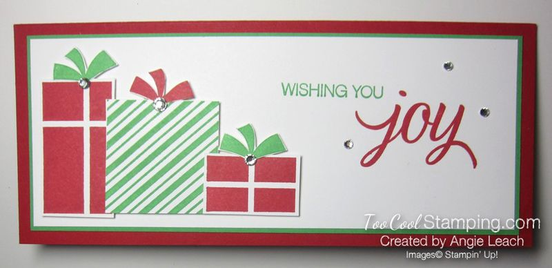 Your presents money holders - holiday