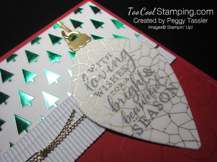 Peggy tassler - vellum ornament 2