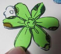 Tami garden in bloom- mask