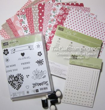 Bloomin love sotm - kit contents